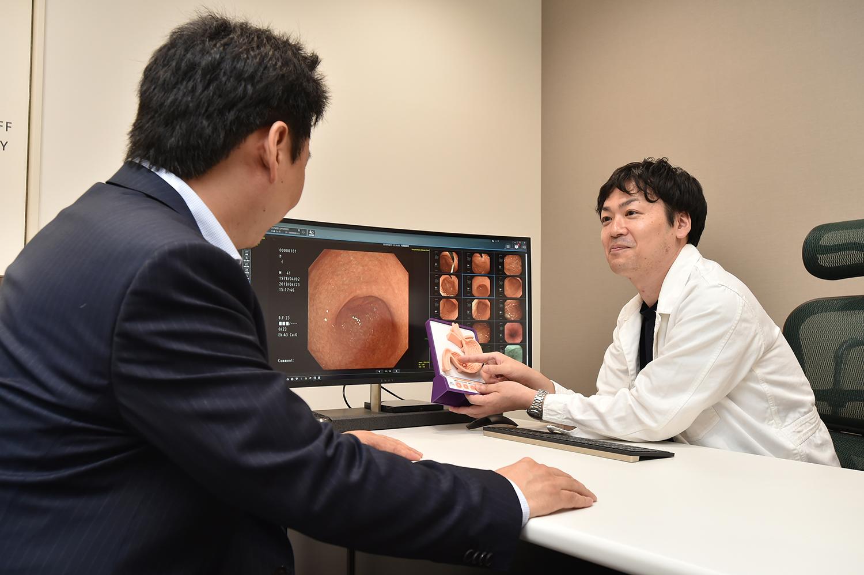 当院で逆流性食道炎の診察が可能です