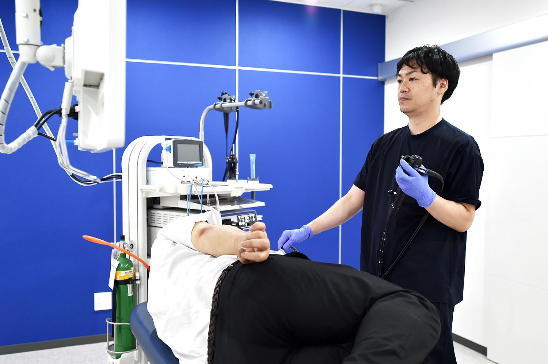医療機関で行う逆流性食道炎治療